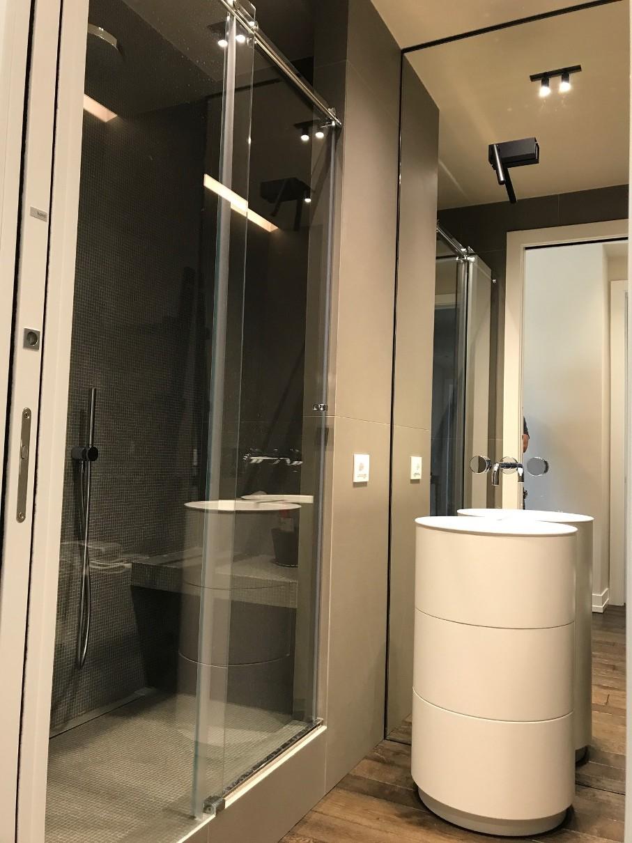 Specchio bagno su misura